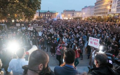 Pologne. Nouvelle attaque sur le droit à l'avortement en pleine deuxième vague du CoVid!
