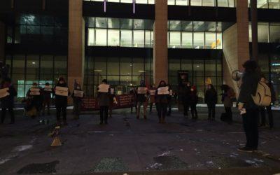 Actions à Gand et Bruxelles : Jeff Hoeyberghs veut intimider les féministes ? Résistance !