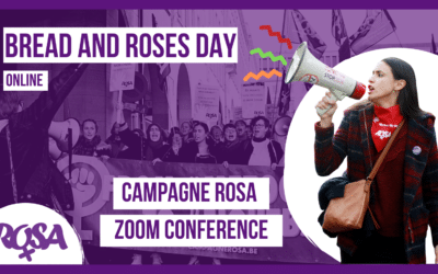 Bread and Roses Day – Conférence nationale de la Campagne ROSA