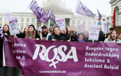 8 mars 2021. La Covid et la dépression économique menacent l'émancipation des femmes : organisons-nous et ripostons !