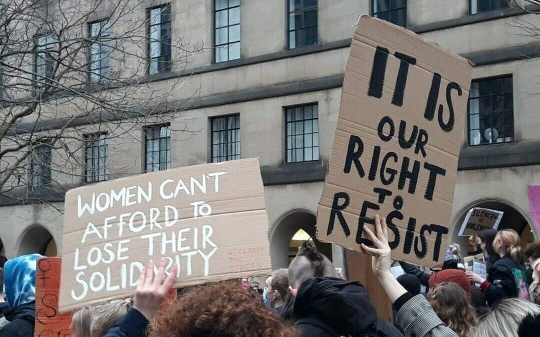 Royaume uni. Les protestations se poursuivent après le meurtre de Sarah Everard