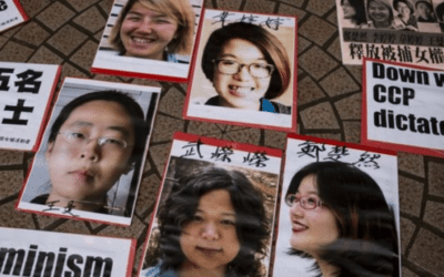 Solidarité internationale : défendons les féministes en Chine !