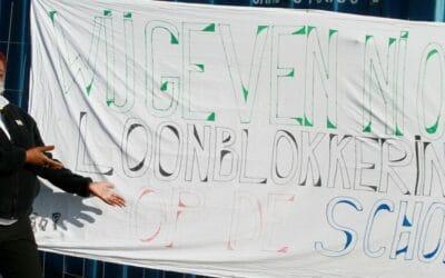Action. [29/3] La journée de grève a été bien suivie à De Lijn