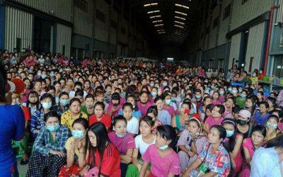 Myanmar. Solidarité avec les femmes en lutte contre la dictature!