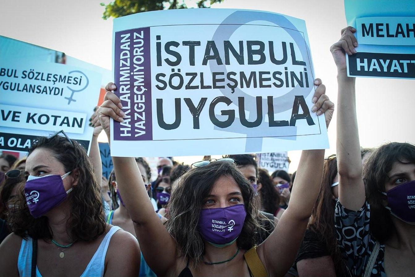 La convention d'Istanbul est à nous !