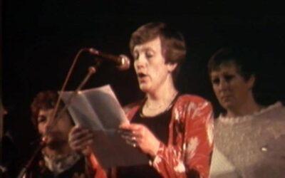 1982. La lutte des travailleuses de Bekaert-Cockerill