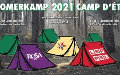 Summer Camp 2021. Déjà 170 personnes inscrites à notre camp… et vous ?