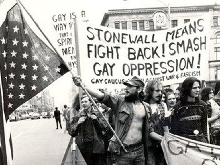 Pride is a protest ! Une histoire (en cours)