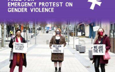 Irlande. La Campagne ROSA risque le tribunal et des amendes pour avoir manifesté contre la violence sexiste
