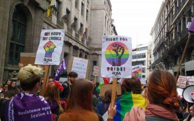 Luttons contre le sexisme et la LGBTQI+-phobie !