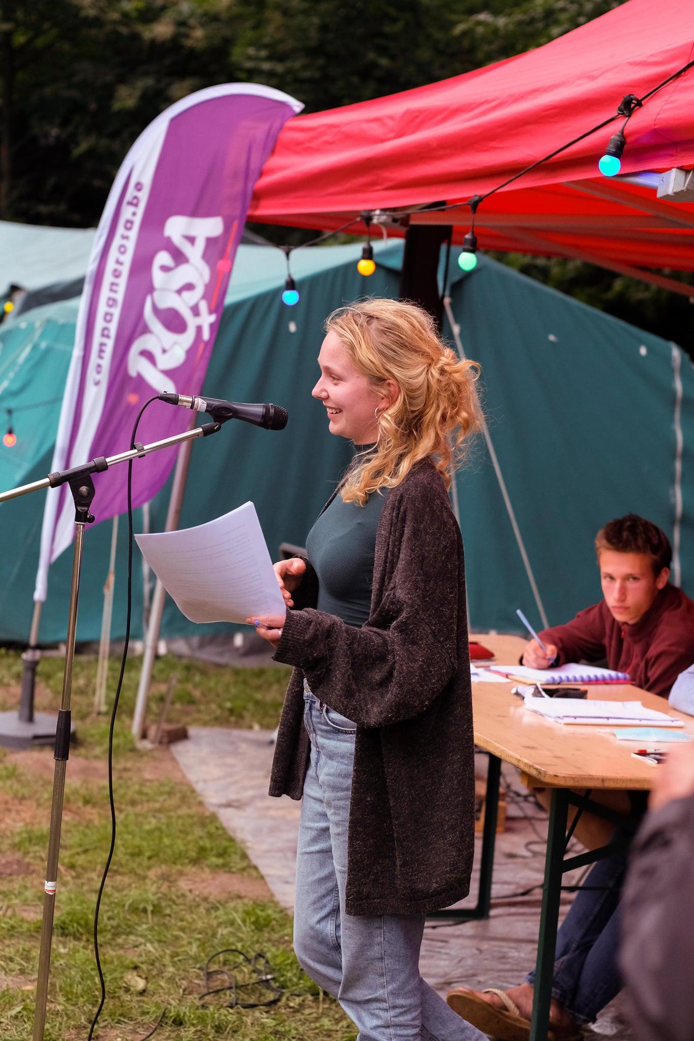 Mai de Campagne ROSA : «Organiser la colère contre le sexisme et la transformer en action»