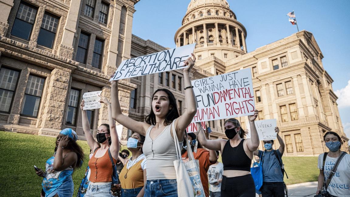 L'avortement interdit au Texas : il faut transformer la colère en action de masse