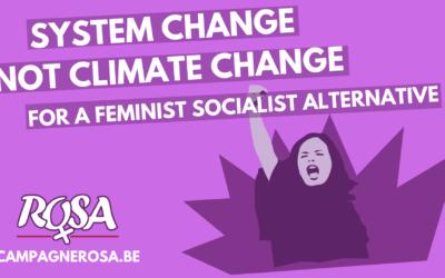 Le capitalisme tue : Exproprions les criminels climatiques !